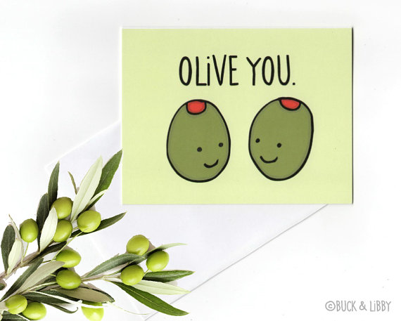 , 10 Punny Ways to Show Your V-Day-Skeptic S.O. That You Love Them