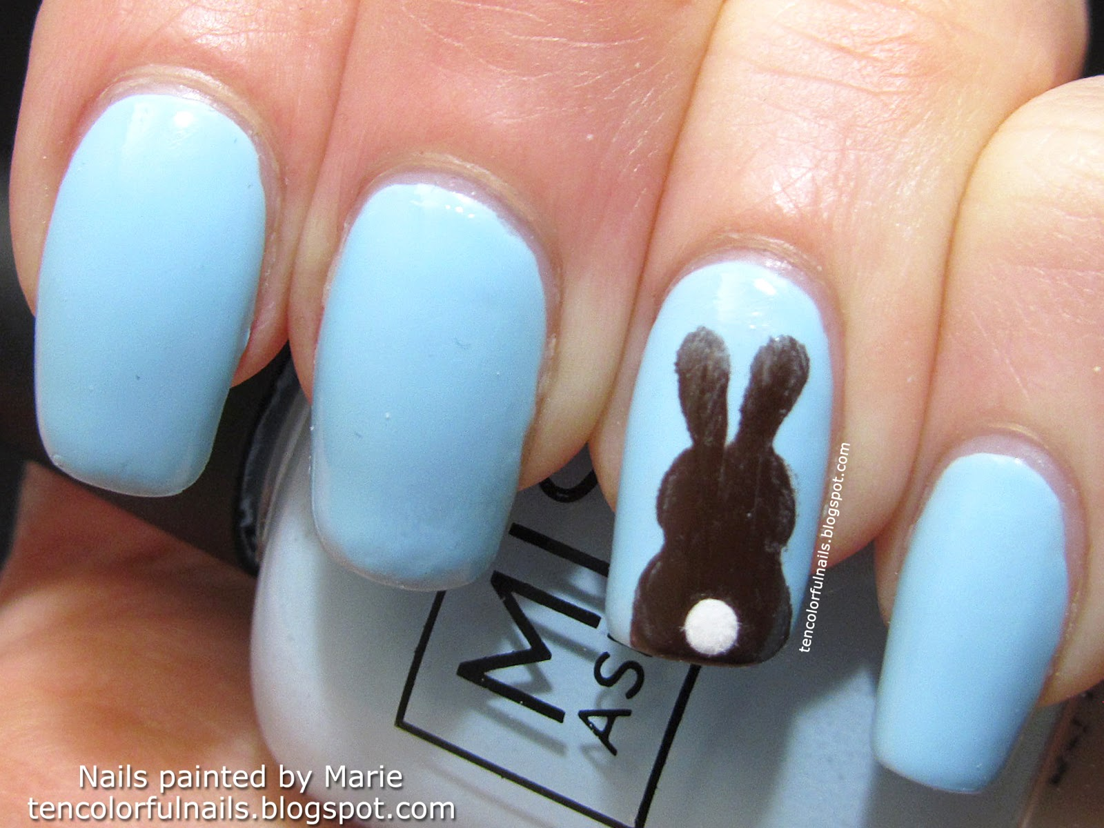 Easy Easter Nail Ideas Marc And Mandy Show