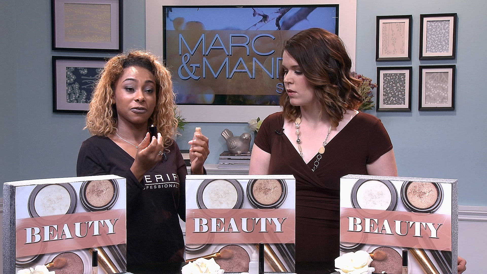 How To Extend Your Makeup Marc And Mandy Show