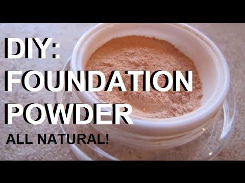 All Natural Make Up