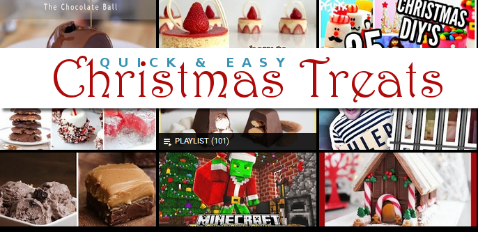 , Video Tutorials: Christmas Desserts You Want to Eat