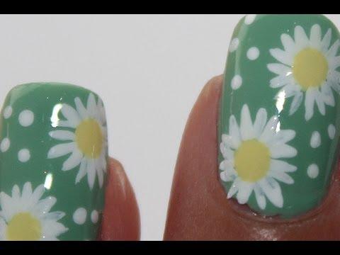 Spring Nail Art Tutorials We Love