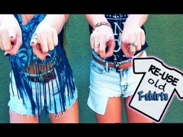 Upcycled Fashion You Can Do Easily