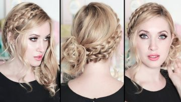 Video Tutorials: Hairstyles For Your Next Christmas Party