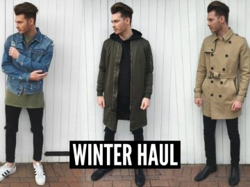 Videos: Hot Winter Fashions for Men