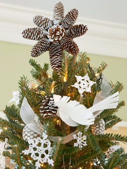 , Creative Ideas for Tree Toppers