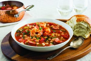, Creole-Style Bean Soup
