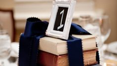 Books and Ribbon