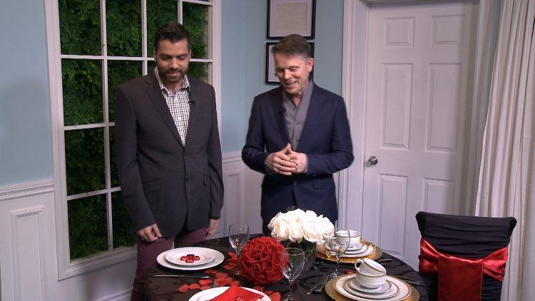 M&M_S08E03_Rick Mayhew_Romantic Place Settings