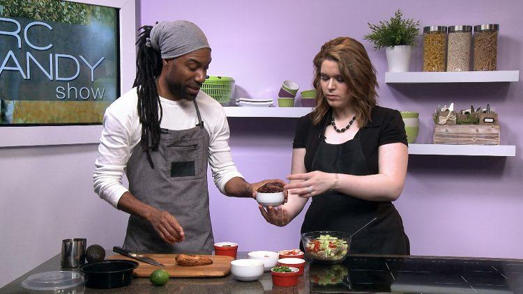M&M_S08E04_Chef Rob_Quinoa Salad 1