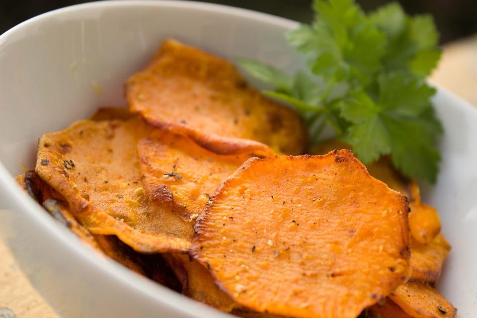 , The Health Benefits of Sweet Potatoes