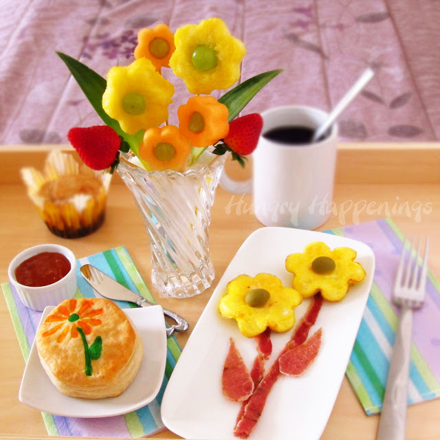 , Creative Ideas for Mother's Day Breakfast in Bed