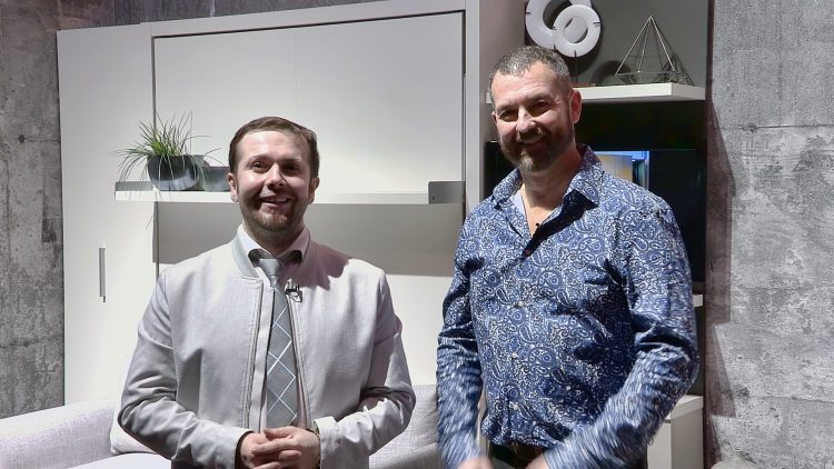 M&M_S09E06_Nicholas Rosacci & Seamus James Butterly_Resource Furniture_Bed