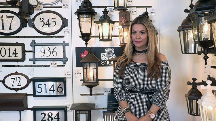 M&M_S09E09_Christine Da Costa_Living Lighting_LED, Patio & Accent Lights
