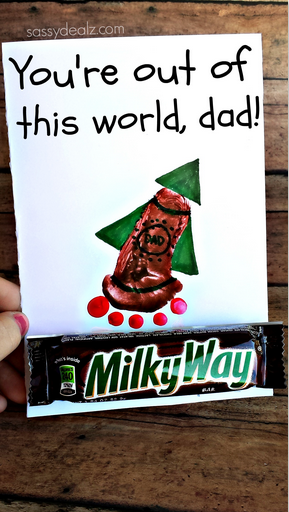 , DIY Father's Day Cards Your Kids Can Make