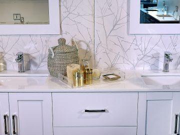 M&M_S14E12_Karla Dreyer_Modern Bathrooms_Styling A Double Vanity