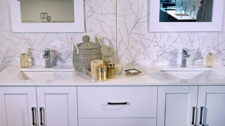 M&M_S14E12_Karla Dreyer_Modern Bathrooms_Styling A Double Vanity