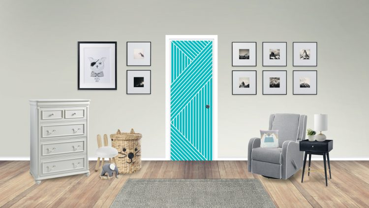 M&M_S14E13_Painter's Mate Green_Art Deco Styled Door DIY