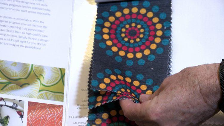 M&M_S15E04_Glen Peloso & Karen Pemberton_Budget Blinds Custom Fabrics