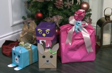 , Mandy's Wrapping Tips for Difficult Gifts