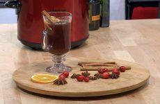 , Simple Christmas Mulled Wine Recipe