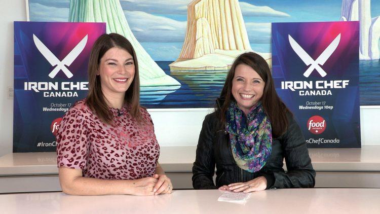 M&M_S15E08_Joanne Blouin & Gail Simmons_Celeb Access Interview