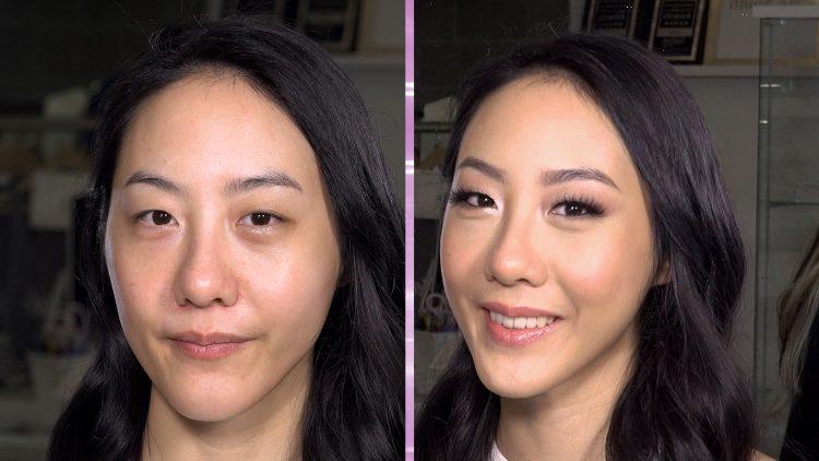 M&M_S16E03_Tianna Tran_Beautiful Bridal Makeup