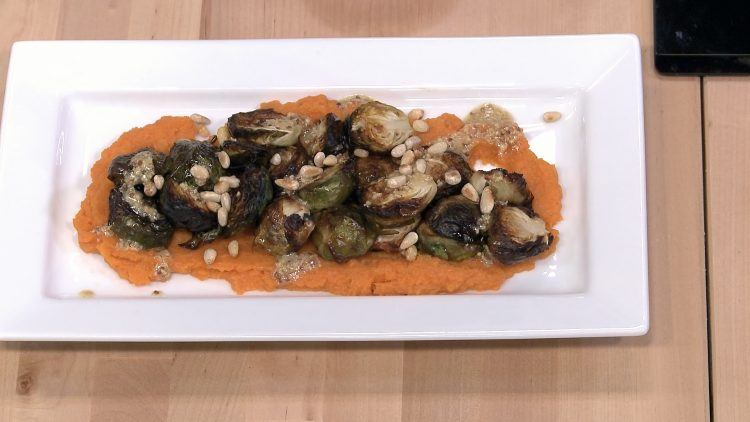 M&M_S16E06_Rob Thomas_Roasted Brussels Sprouts