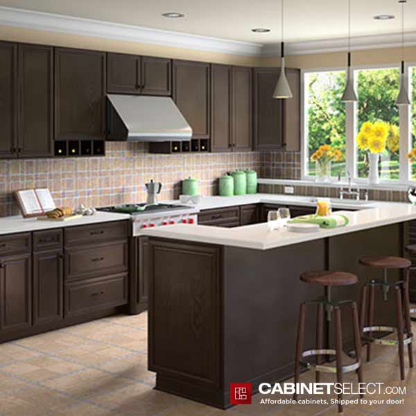 , Choosing the Right Style of Cabinets to Make Your Room Incredible