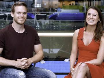 M&M_S17E11_Holly Nimens & Mike Holmes Jr_Celeb Access Interview