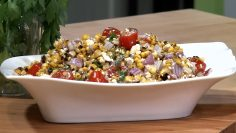 M&M_S17E12_Rob Thomas_Grilled Corn Salad