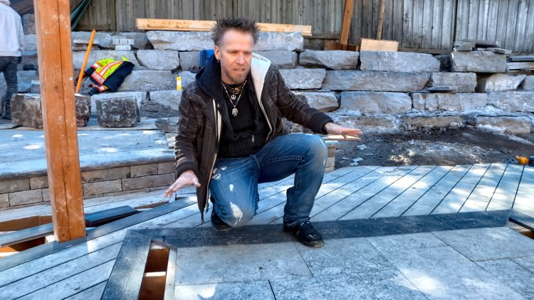 M&M_S18E01_Paul Lafrance_Backyard Landscape Construction Tour