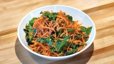 M&M_S18E05_Pete Evans_Moroccan Carrot Salad