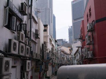 Air Conditioner Alley