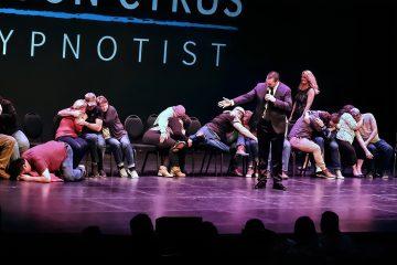 , Celebrity Access: Hypnotist Jason Cyrus