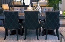 , Trendspotting: Luxurious Dining Room