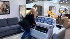 M&M_S20E04_Michelle Mawby_Zenlia Hide-Away Sofa