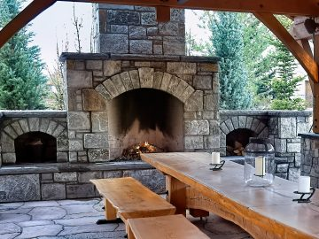 M&M_S20E04_Mike Farnum_Outdoor Wood Burning Fireplaces