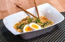, Ramen Noodle Soup