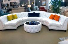 , #Trendspotting: Circular Sofa