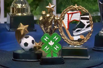 , Trophy Engraving Showcase