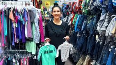 M&M_S20E07_Sara Allen_Tips on 2nd Hand Shopping for New Moms