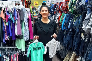 , 2nd Hand Shopping Tips for New Moms