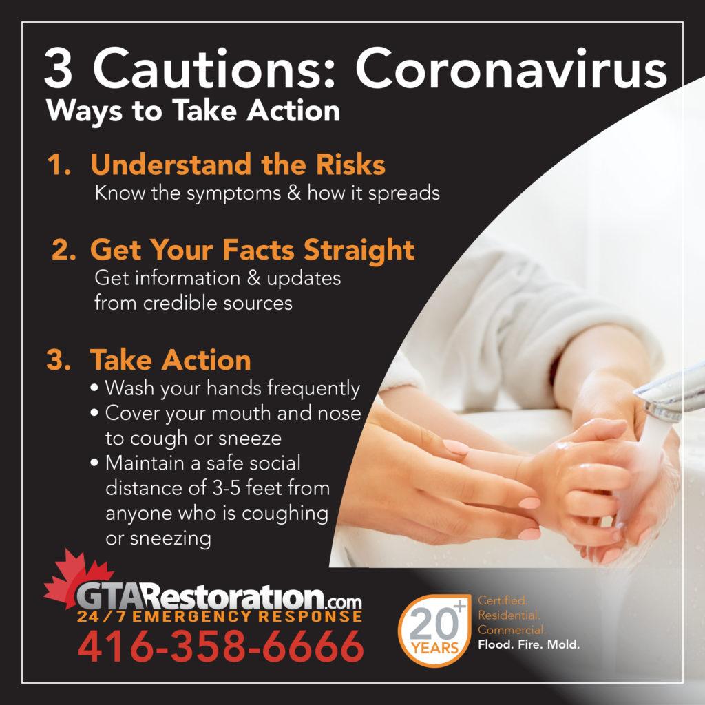 , 3 Keys to Combat the Corona Virus