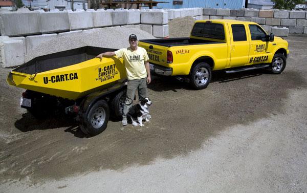 Steve's U-Cart Concrete