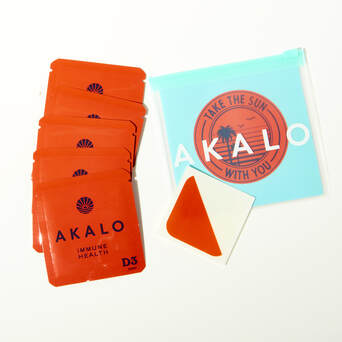, Enter To Win: AKALO's D3  Patch to help boost your immune system