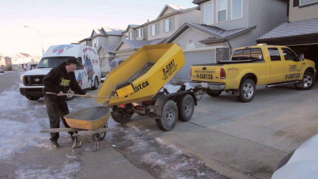 Steve's U-Cart Concrete, Getting To Know: Steve's U-Cart Concrete
