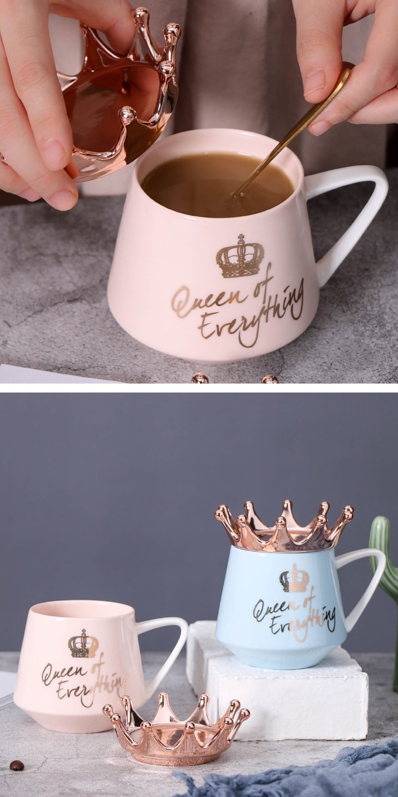 , Enter to Win: Queen Of Everything Themed Coffee Mug