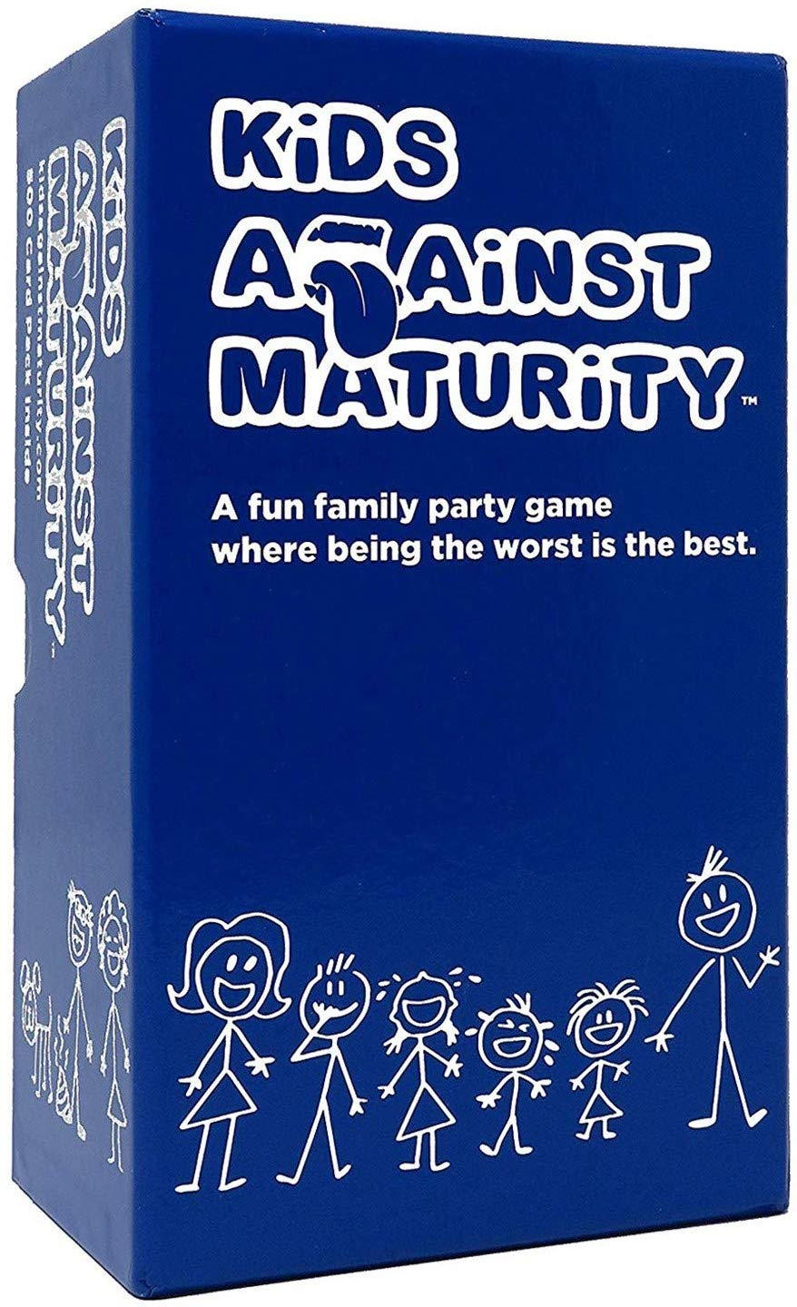 , Enter to Win: Kids Against Maturity