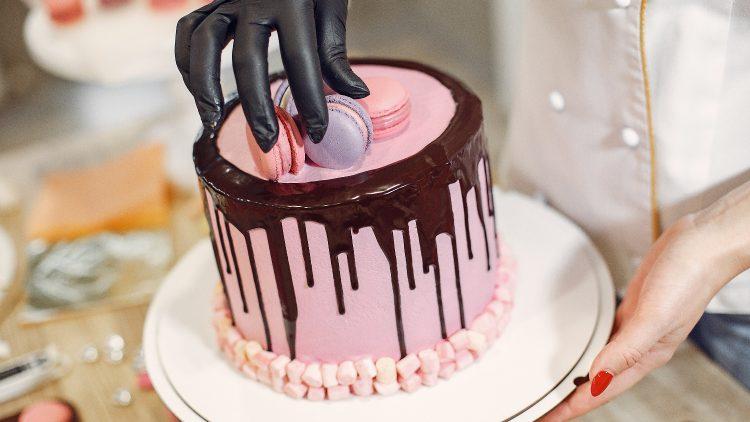 start a bakery